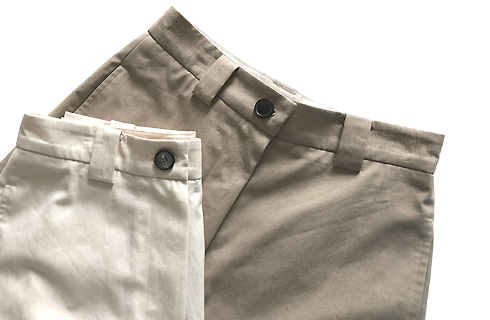 20S NEW CHINO PANTS